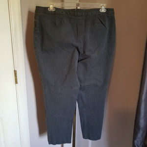 Lane Bryant Jeans - Lane Bryant Cropped Jeans Size 22